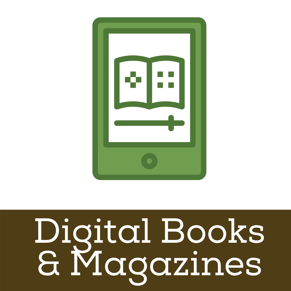 Digital Books & Magazines