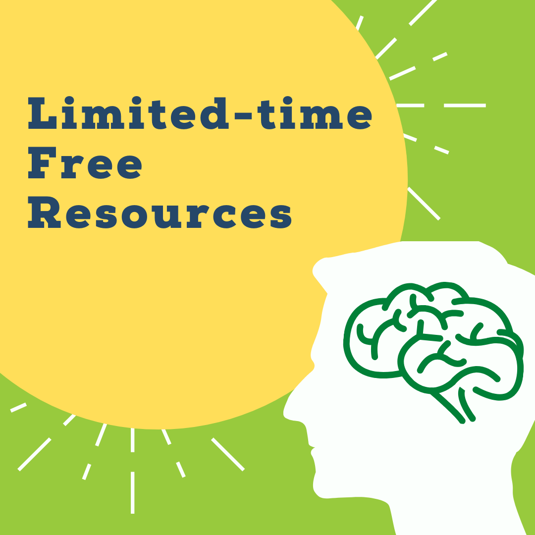 Limited-time Free Resources