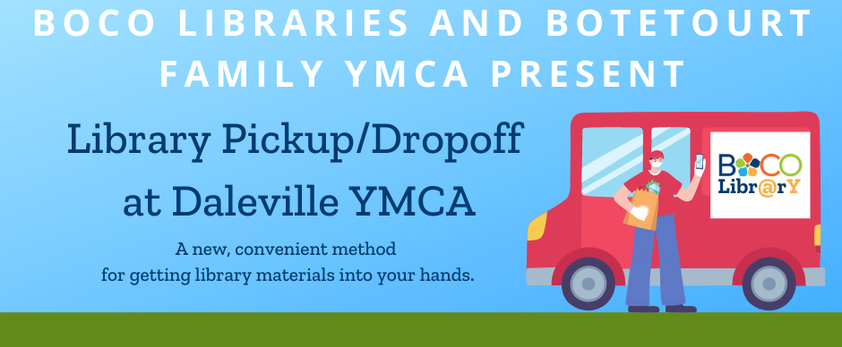 Pickup/Dropoff materials at the Daleville YMCA