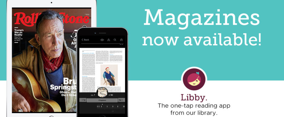 Downloadable Magazines