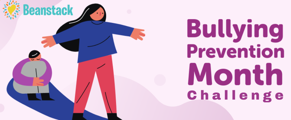 Bullying Prevention Month Challenge
