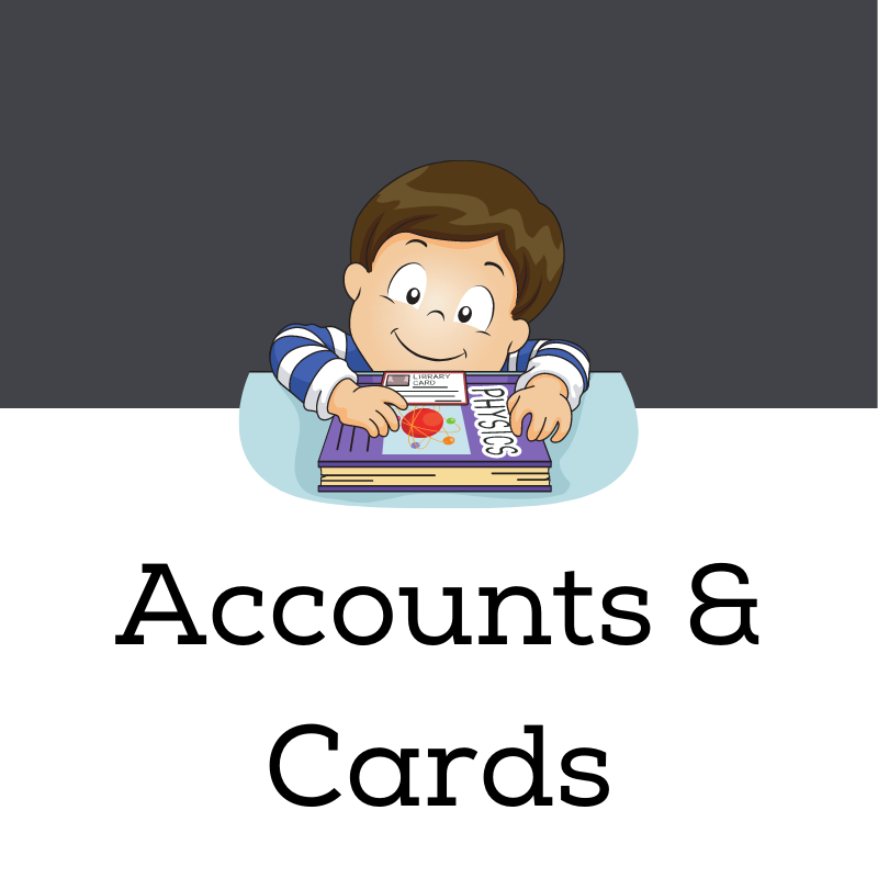 Accounts & Cards